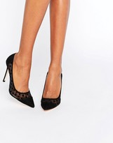 London Rebel Court Shoe