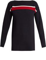 Marni Contrasting wool sweater