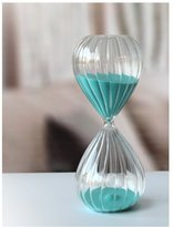 Love Home Hourglass Sand Timer Sandglass Hour Glass Decoration Timer 5 min / 15 min