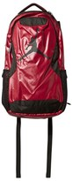 Air Jordan Red Branded Training Day Backpack