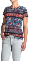 Lucky Brand Americana T-Shirt - Short Sleeve (For Women)