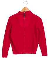 Jacadi Boys' Zip-Up Cardigan