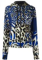 Versace 'Wild Patch' printed hoodie