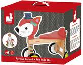 Janod baby forest fox ride on