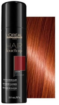 L'Oreal Hair Touch Up Root Concealer - Auburn, 2-oz, from Purebeauty Salon & Spa