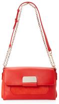 Stuart Weitzman East Side Daily Leather Shoulder Bag
