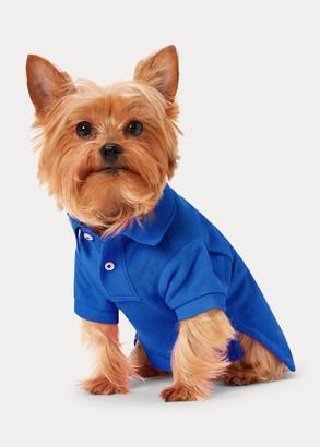 Ralph Lauren Big Pony Mesh Dog Polo Shirt