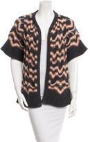 Missoni Open Knit Cardigan