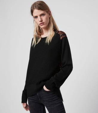 AllSaints Baya Ambient Sweater