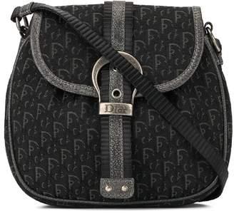 Christian Dior Pre-Owned Trotter crossbody shoulder bag