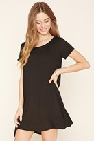 Forever 21 Flared T-Shirt Dress