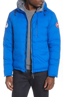 Canada Goose PBI Lodge Slim Fit Packable 750 Fill Power Down Hooded Jacket