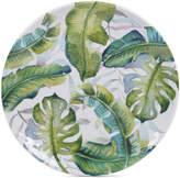 Certified International Tropicana Melamine Round Platter