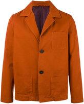 Doppiaa - boxy jacket - men - Cotton/Polyester - 48