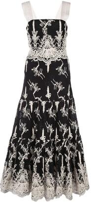 Alexis Karolina flared dress