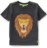 Joules Little Boys 3-6 Archie Lion Short-Sleeve Top