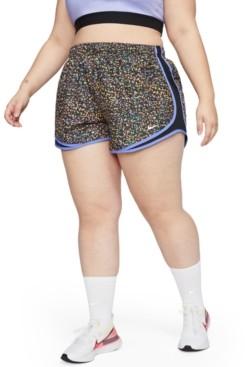 Nike Plus Size Tempo Icon Clash Running Shorts