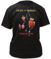 Impact Joan Jett - Mens Cherry Bomb T-Shirt