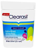 Clearasil Gentle Prevention-Daily Clean Pads 90ct