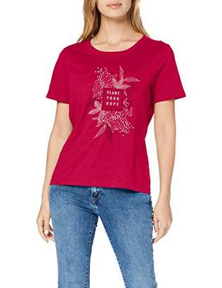 S'Oliver Women's 14.907.32.8066 T-Shirt,10 (Size: )