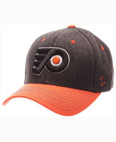 Zephyr Philadelphia Flyers Anchorage Snapback Cap