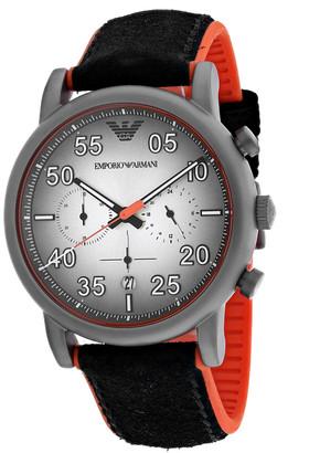 Giorgio Armani Men's Seiko Watch