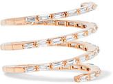 Suzanne Kalan 18-karat Rose Gold Diamond Ring - 5