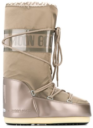 Moon Boot Tall Snow Boots