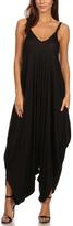 Karen T Designs Black Summer Jumpsuit