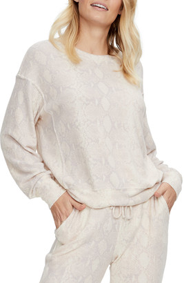Michael Stars Gio Crewneck Pullover Sweater