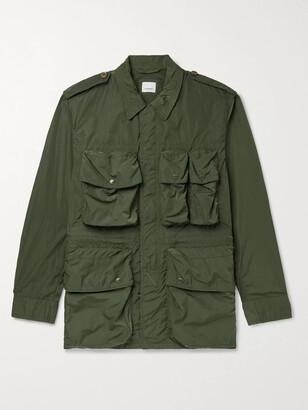 Burberry Thornham Shell Field Jacket