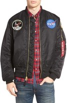 Alpha Industries Men's Apollo Ma-1 Flight Jacket