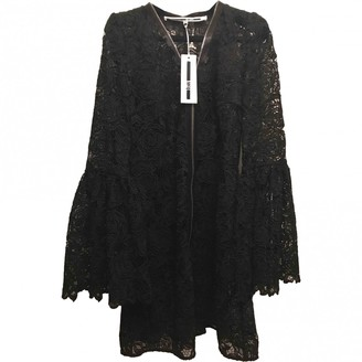 McQ Black Lace Dress for Women