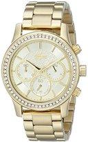 Lacoste Women's 2000835 Charlotte Gold-Tone Watch