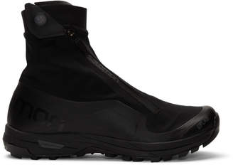 Salomon Black Limited Edition XA-Alpine 2 ADV Sneakers