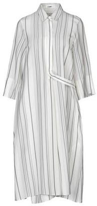 Jil Sander Knee-length dress
