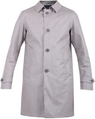 Herno Single Breasted Trench Coat
