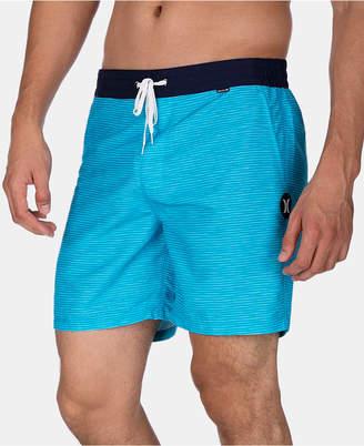 "Hurley Men Dazed 17"" Board Shorts"