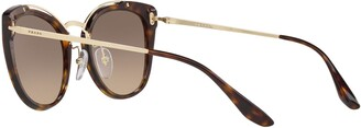 Prada PR 20US Women's Square Sunglasses
