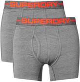 Superdry Men's Sport Boxer Double Pack Boxers