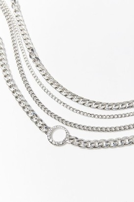 Forever 21 Chunky Chain Necklace Set