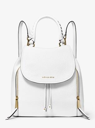 MICHAEL Michael Kors Viv Large Leather Backpack