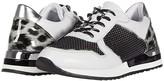 Rieker R2512 Elmira 12 (Weiss/Schwarz/Weiss/Argento/Schwarz) Women's Shoes