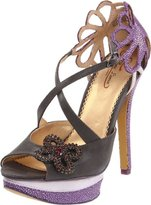 Poetic Licence Women's Good To Be Bad Platform Sandal