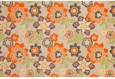 Liora Manné Trans Ocean Imports Ravella Floral Indoor Outdoor Rug