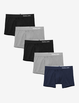 Tommy John Cool Cotton Trunk (Set of 5)