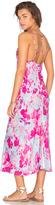 Somedays Lovin Pintura Floral Maxi Dress