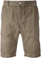 Massimo Alba corduroy shorts - men - Cotton - 46