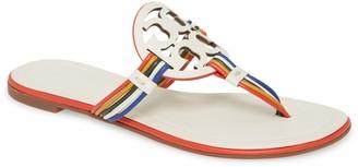 Tory Burch Mignon Miller Logo Sandal