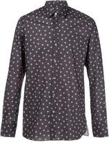 Lanvin 'Pool Spider' print shirt - men - Cotton - 39